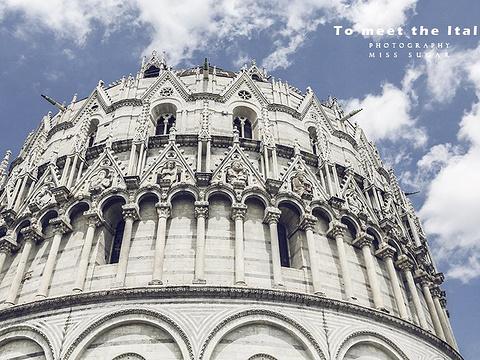 比萨主教座堂旅游景点图片