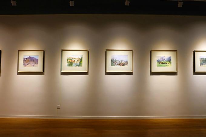 朗艺美术馆图片