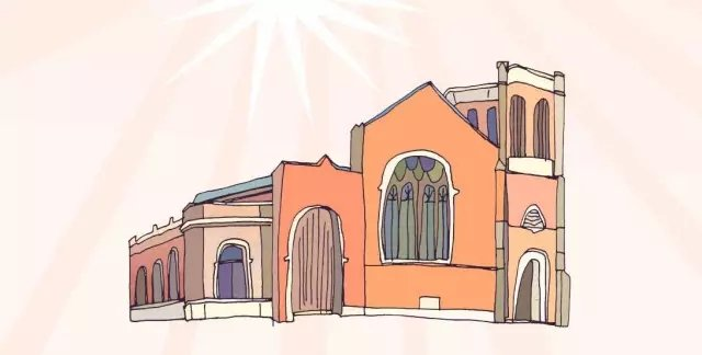 圣安德烈教堂图片