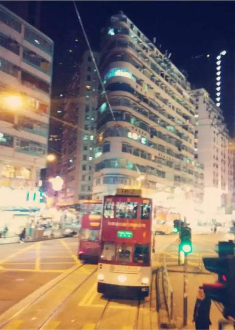 香港上环图片