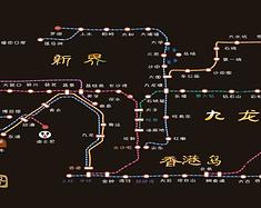 去香港,看这一篇就够啦~手绘香港玩全攻略~