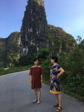钟山十里画廊旅游景点攻略图