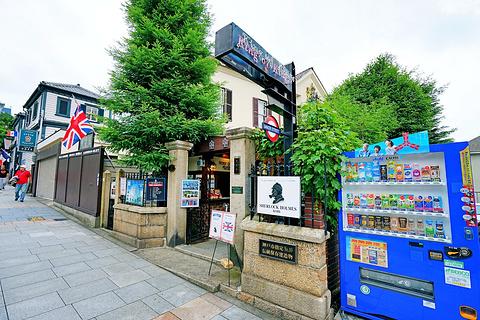 神户北野美术馆旅游景点攻略图