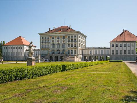 宁芬堡皇宫旅游景点图片