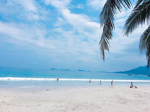 天堂湾旅游景点图片