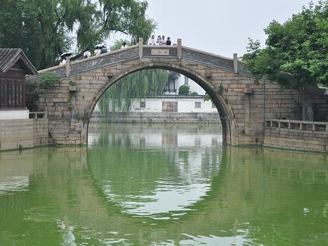 枫桥古镇旅游景点图片