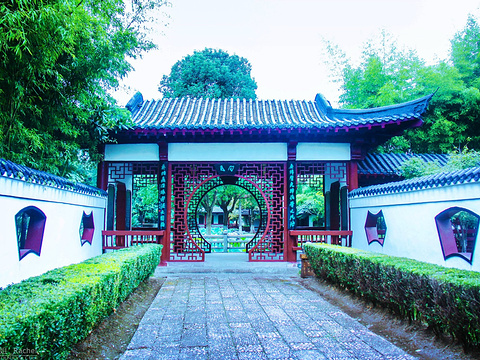 王安石纪念馆旅游景点图片