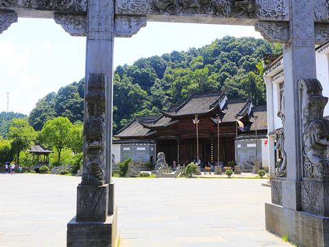 萧江宗祠旅游景点图片