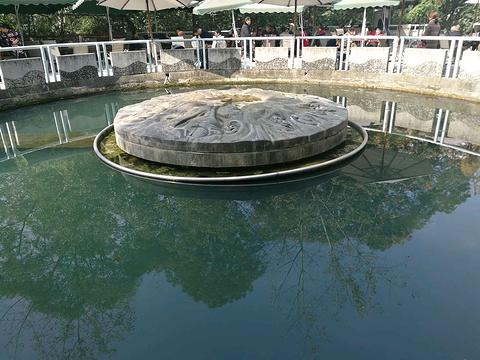 府南河活水公园旅游景点图片