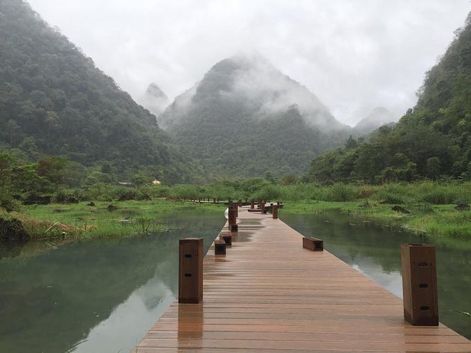 小七孔风景区图片