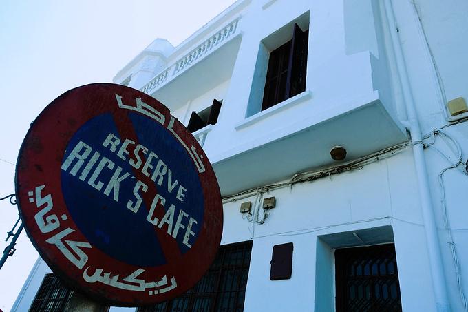 Rick's Café图片