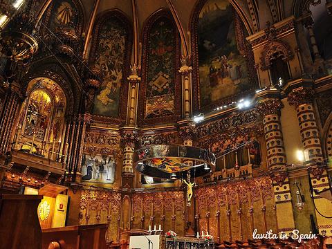 蒙特塞拉特修道院旅游景点图片