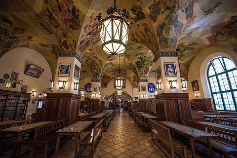 宫廷啤酒屋旅游景点攻略图