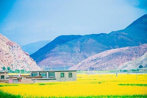 珠峰大本营旅游景点攻略图