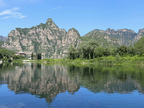 十渡风景名胜区旅游景点图片