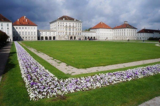 宁芬堡皇宫图片
