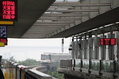 曾家岩地铁站 旅游景点攻略图