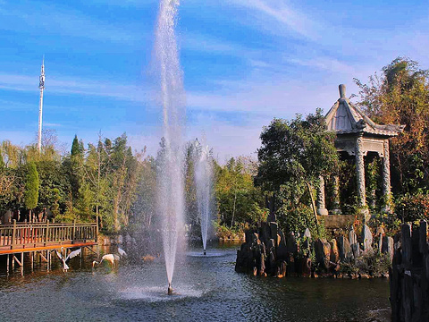 八里河风景区旅游景点图片