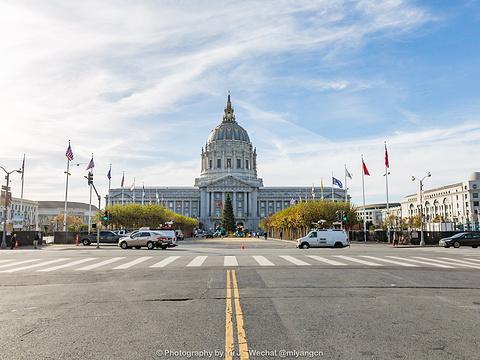 旧金山市政厅旅游景点图片