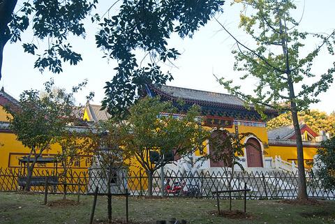 龙华寺旅游景点攻略图