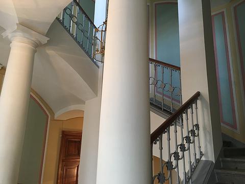 普希金公寓博物馆旅游景点图片