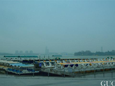 玄武门城墙旅游景点图片