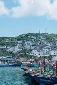 嵊山岛旅游景点攻略图