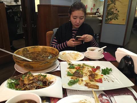 你好中餐厅旅游景点攻略图