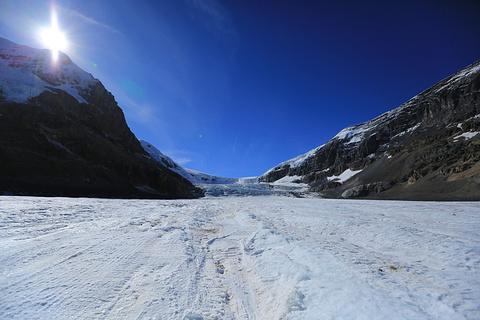 冰川天空步道旅游景点攻略图