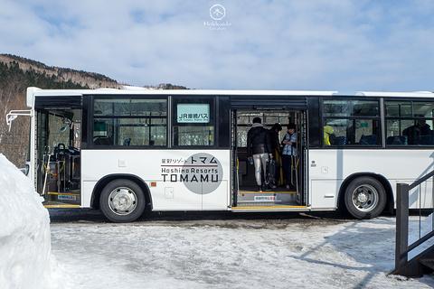 星野Tomamu度假村旅游景点攻略图
