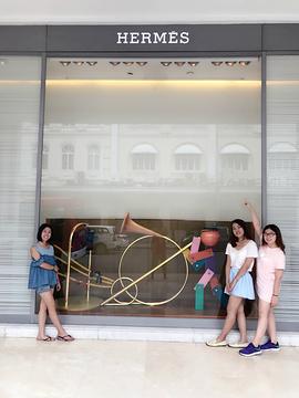 百盛广场旅游景点攻略图