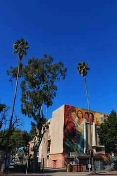 西好莱坞旅游景点攻略图