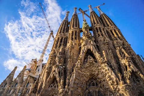 圣家族大教堂旅游景点攻略图