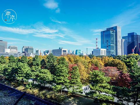 皇居东御苑旅游景点图片