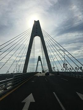 清澜大桥旅游景点攻略图