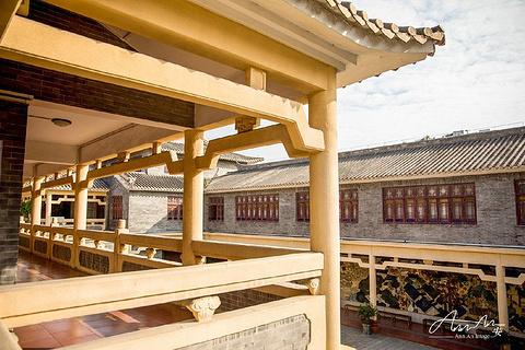 石湾陶瓷博物馆旅游景点攻略图
