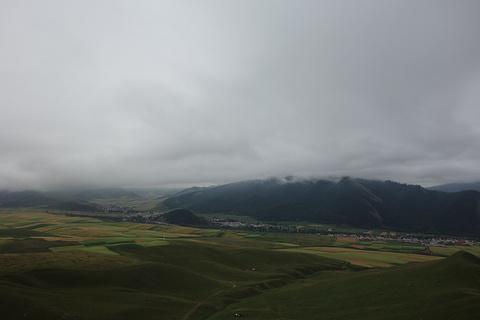 卓尔山旅游景点攻略图