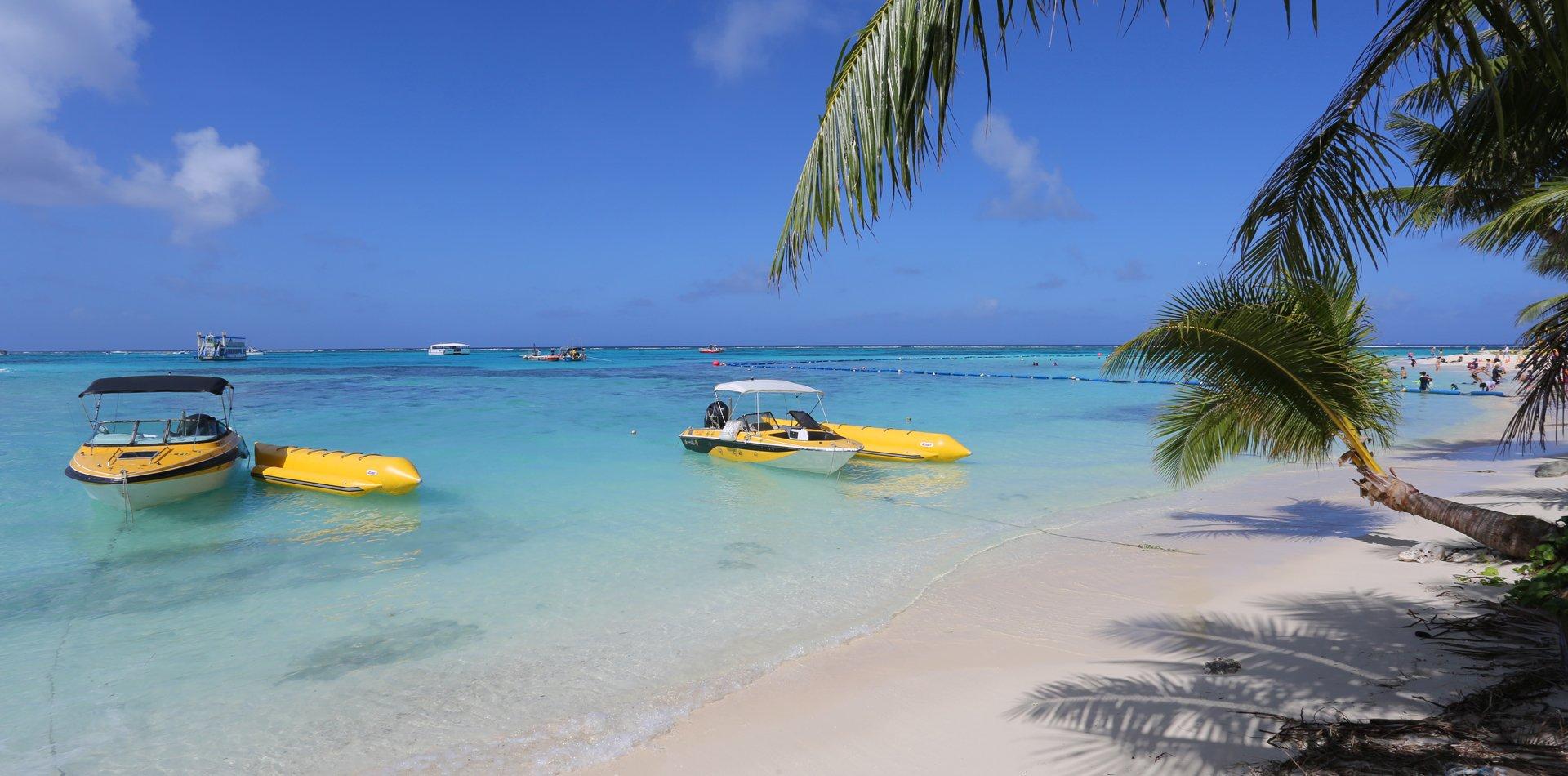 从冬天穿越到夏天,只为塞班岛那片蓝天那片海