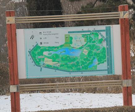 胜利公园旅游景点攻略图