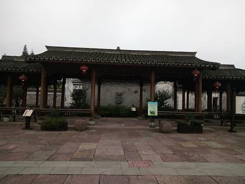 郑氏十七房景区旅游景点攻略图