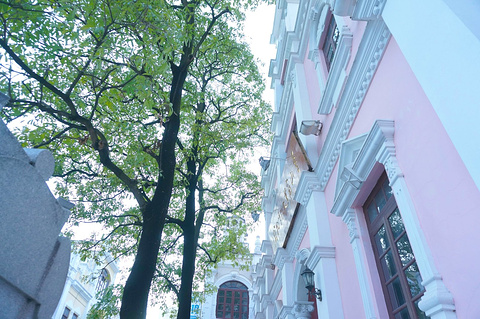 中山·兴中广场旅游景点攻略图