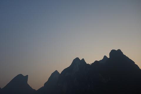 漓江旅游景点攻略图
