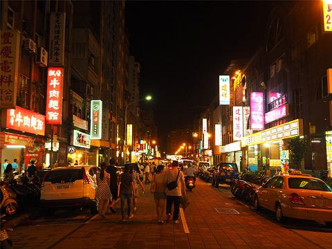 宁夏夜市旅游景点图片