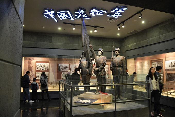 滇西抗战纪念馆图片