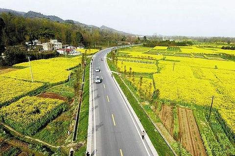 崇州重庆路旅游景点攻略图