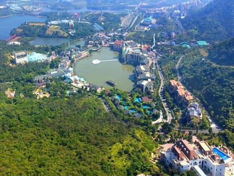 东部华侨城旅游景点图片