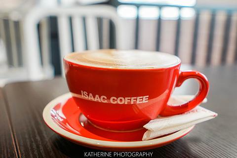 Isaac Toast & Coffee