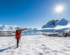 【南极】曾经的冰雪梦境,如今的珍藏回忆(含视频)