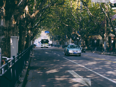 复兴中路旅游景点图片