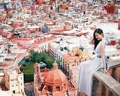 ❤Helen晓世界❤ 彩虹墨西哥,经典七座城